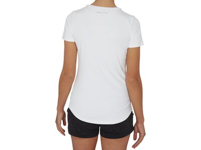 ENERGETICS Damen T-Shirt Gundula Weiß