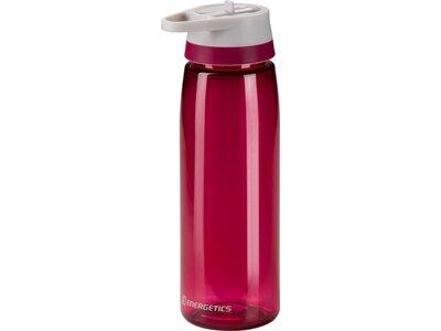 ENERGETICS Trinkflasche Triflip 0,75L Rot