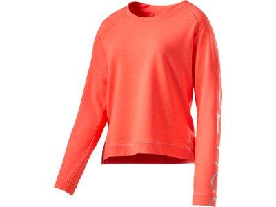 ENERGETICS Damen Sweatshirt Marina Orange