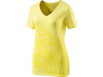 ENERGETICS Damen Shirt Gafina 5 Gelb