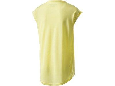 ENERGETICS Kinder Shirt Garibella 4 Gelb