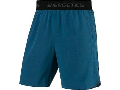 ENERGETICS Herren Shorts Frey Blau