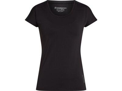 ENERGETICS Damen T-Shirt Gustava 2 Schwarz