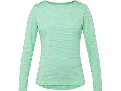 ENERGETICS Damen T-Shirt Goralunga Grün