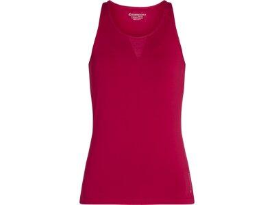 ENERGETICS Damen Tank-Shirt Giselle 4 Rot