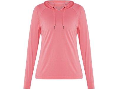 ENERGETICS Damen Sweatshirt Garanna 4 Pink