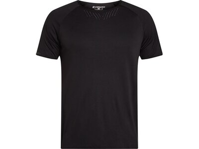 ENERGETICS Herren Shirt T-Shirt Fenton Schwarz