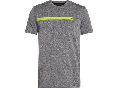 ENERGETICS Herren T-Shirt Malin I Grau