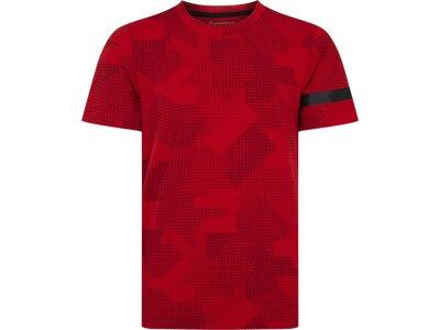 ENERGETICS Kinder T-Shirt Jensen Rot