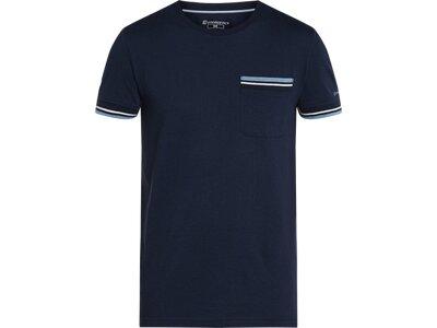 ENERGETICS Herren T-Shirt Jacob Blau