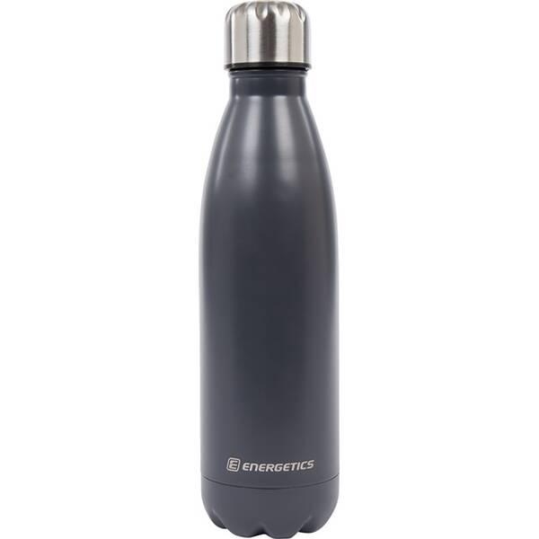 ENERGETICS Trinkflasche Metal Bottle 0.5L