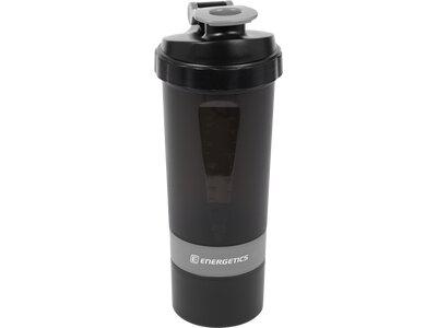 ENERGETICS Shaker Bottle 0.60L Grau