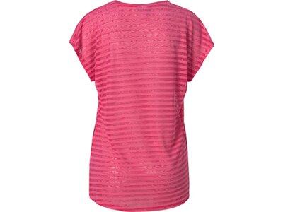 ENERGETICS Damen T-Shirt Patricia Pink