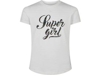 ENERGETICS Mädchen T-Shirt Gandalfa 4 Weiß