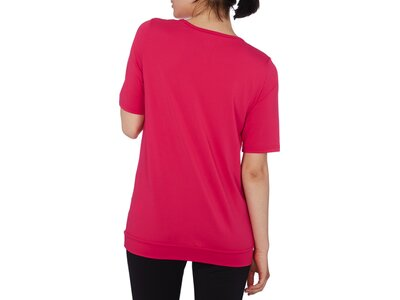 ENERGETICS Damen T-Shirt Jewel Rot