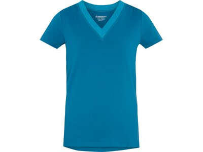 ENERGETICS Damen T-Shirt Galuk Blau