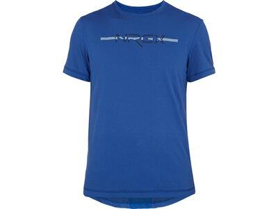 ENERGETICS Herren T-Shirt Malou II Blau