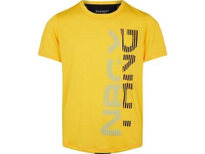 ENERGETICS Kinder T-Shirt Malouno Gelb