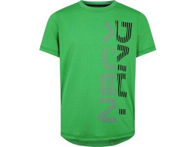 ENERGETICS Kinder T-Shirt Malouno Grün
