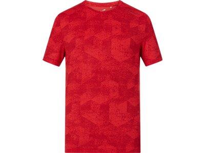 ENERGETICS Herren T-Shirt Friso II Rot