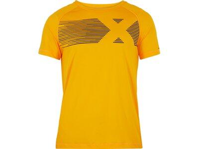 ENERGETICS Herren T-Shirt Massimo III Gelb