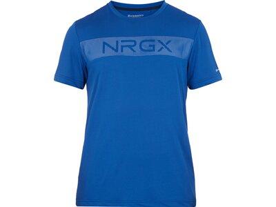 ENERGETICS Herren T-Shirt Mirgo Blau