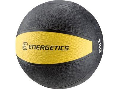 ENERGETICS Ball Medizinball Gelb