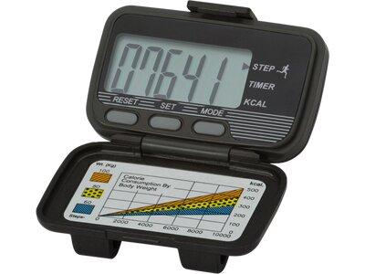 ENERGETICS Activity Tracker myFitness Schwarz
