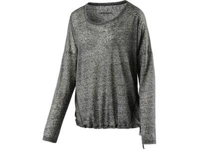 ENERGETICS Damen Shirt Damen Longsleeve Camryn Grau