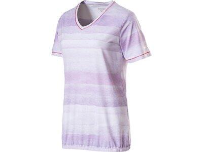ENERGETICS Damen T-ShirtCass Lila
