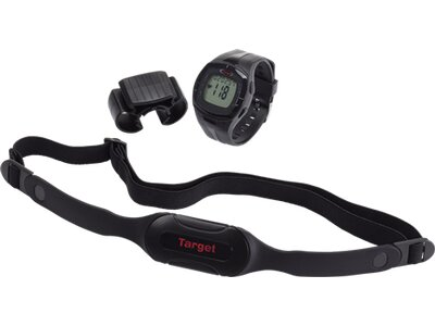 ENERGETICS Activity Tracker Target Schwarz
