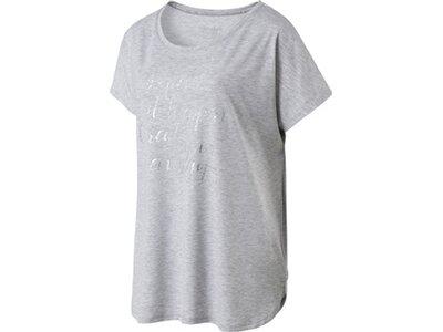 ENERGETICS Damen T-Shirt Fabia Grau