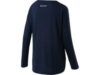 ENERGETICS Damen T-Shirt Franka Blau