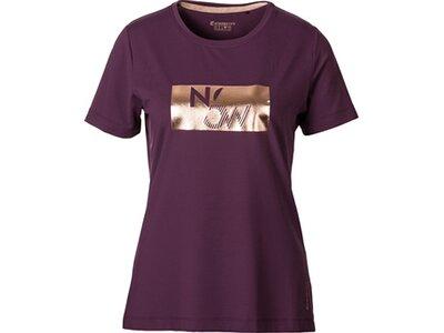 ENERGETICS Damen T-Shirt Henja Lila