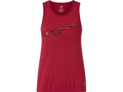 ENERGETICS Damen Shirt Galkus 7 Rot