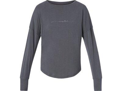 ENERGETICS Damen Langarmshirt Omarly 2 Grau
