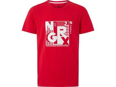 ENERGETICS Kinder T-Shirt Timm IV Rot
