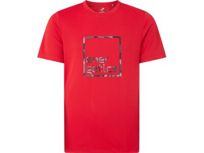 ENERGETICS Kinder Shirt Julius Rot