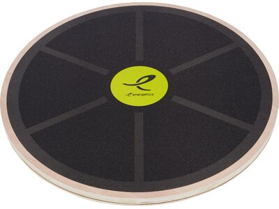 ENERGETICS Trainings-Gerät Wooden Balance Board Schwarz