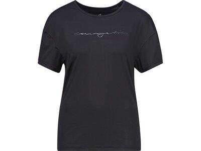 ENERGETICS Damen T-Shirt Janne Schwarz