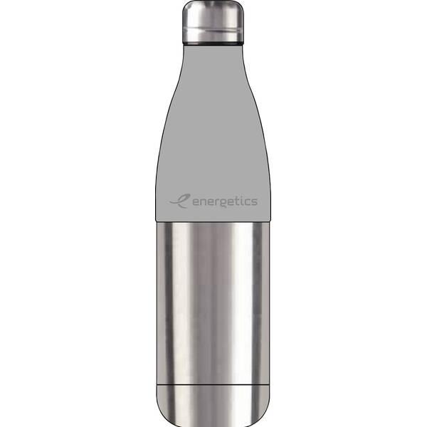 ENERGETICS Trinkflasche Metal 0.5L TWIST