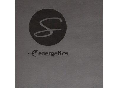 ENERGETICS Yoga-Matte Natural Rubber PU Safine Grau