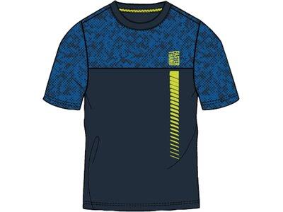 ENERGETICS Kinder T-Shirt Durian Blau