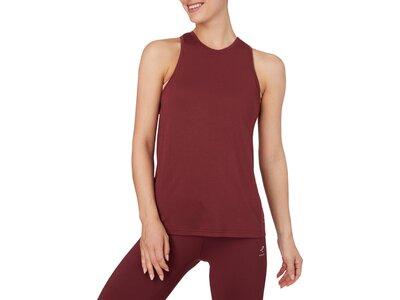 ENERGETICS Damen Tank-Shirt Garma 4 Rot