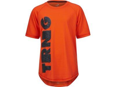 ENERGETICS Kinder T-Shirt Malouno III Orange
