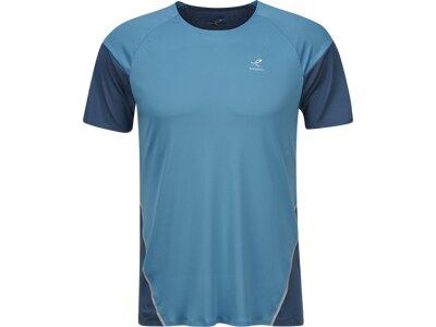 ENERGETICS Herren T-Shirt Akin III Blau