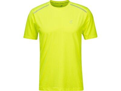 ENERGETICS Herren T-Shirt Aino II Gelb