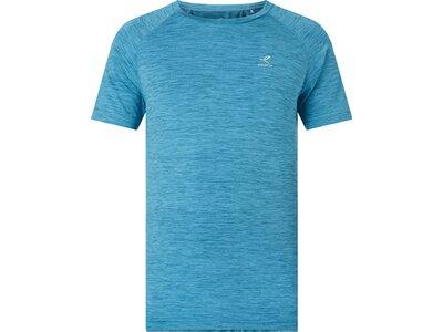 ENERGETICS Herren T-Shirt Rylu II Blau