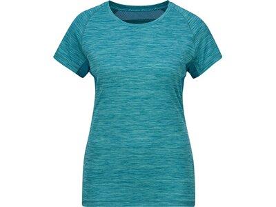 ENERGETICS Damen T-Shirt Eevi II Blau