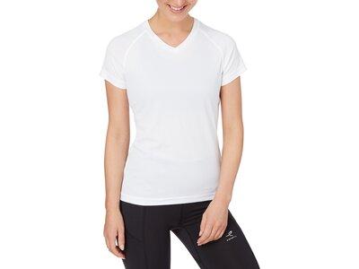 ENERGETICS Damen T-Shirt Natalja Weiß